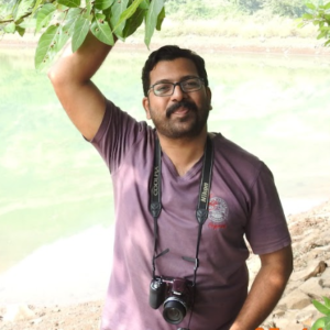 Rohit Kokil, Graphics Designer